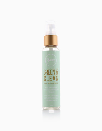 Green & Clean Face Mist by Haru Artisan Soaperie