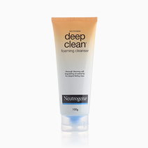 Deep Clean Foam Cleanser by Neutrogena®