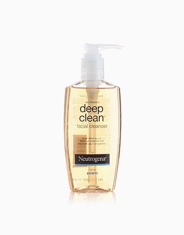 Deep Clean Facial Cleanser by Neutrogena®