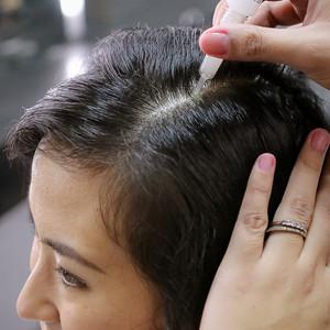 Anti-Dandruff Scalp Treatment + Cut by a Sr. Stylist by 8Styles Salon & Beauty Lounge