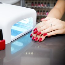 Special Gel Manicure + Gel Pedicure + Foot Spa by 8Styles Salon & Beauty Lounge