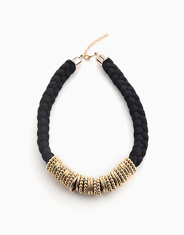 Amber Necklace by Luxe Studio