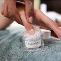 Dip Manicure + Regular Polish Pedicure by Nail Mama
