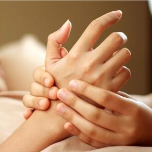 Almond Milk Hand Spa + Manicure by Nail Mama