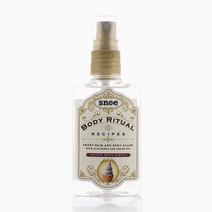 Body Ritual Recipes Sweet Hair & Body Glaze by Snoe Beauty
