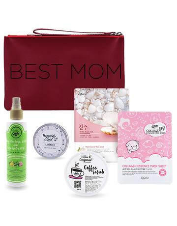 Best Mom Pamper Kit by BeautyMNL