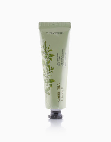 Perfumed Hand Cream 05 Green Tea by The Face Shop