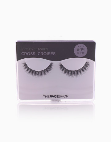 Pro Eyelash 12 Cross by The Face Shop