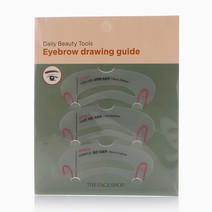 Eyebrow Drawing Guide by The Face Shop