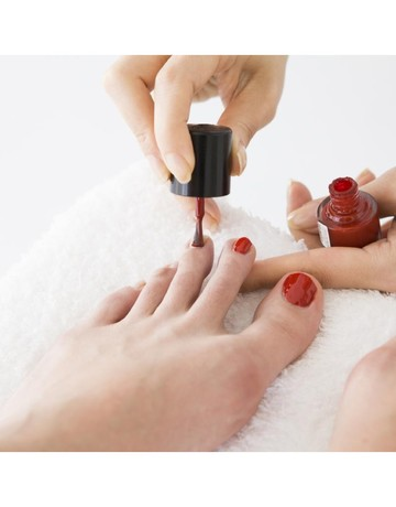 Special gel manicure   hand spa copy 3