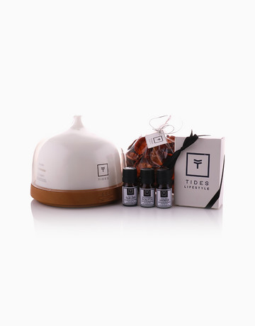 Simple Diffuser Starter Set by Tides Lifestyle