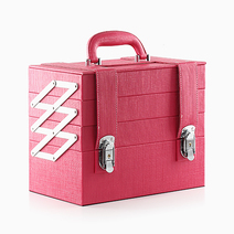 Open Design Vanity Case by Suesh