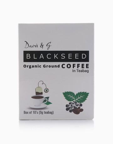 Black Seed Coffee With Dates by Davis & G Blackseed Collection