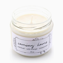 Coming Home Candle (10oz) by Psyche Candles