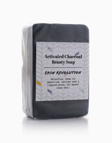 Activated Charcoal Soap by Skin Revolution