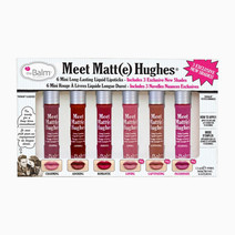 Meet Matt(e) Hughes 6-pc Minis by The Balm