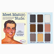 Meet Matte Nude by The Balm in