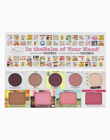 In theBalm of Your Hand Vol. 2 by The Balm