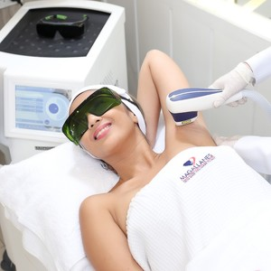 Laser Hair Removal for the Underarms by Magallanes Skin and Wellness Clinic