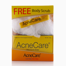 AcneCare Soap w/ Loofah (Body Scrub) by AcneCare in