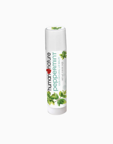 100% Natural Lip Balm by Human Nature
