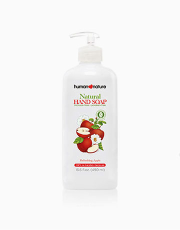 Apple Hand Soap (490ml) by Human Nature
