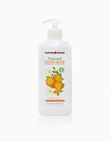 Energizing Citrus Hand Soap by Human Nature