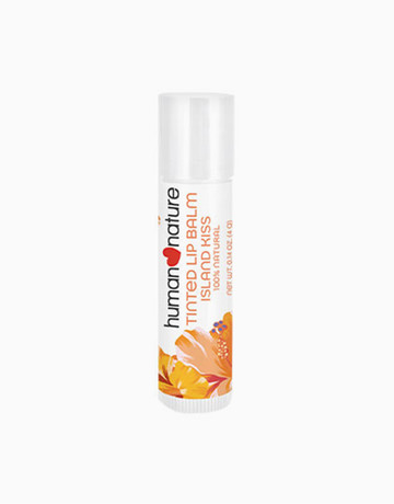 100% Natural Tinted Lip Balm by Human Nature