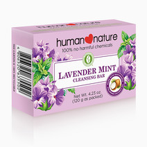Lavender Mint Cleansing Bar by Human Nature