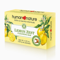 Lemon Zest Soap (120g) by Human Nature