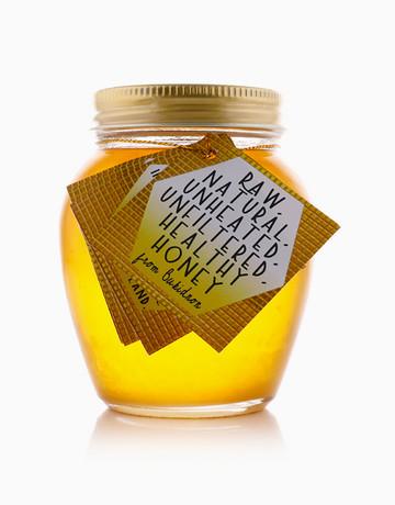 Light Raw Honey (370g) by Sarah's Artisanal Treats
