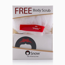 Whitening Soap w/ Loofah (Body Scrub) by Snow