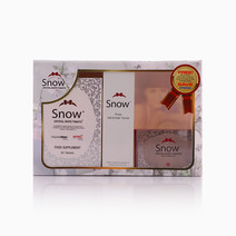Snow Crystal White Tomato Gift Box by Snow