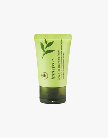Green Tea Cleansing Foam (30ml) by Innisfree
