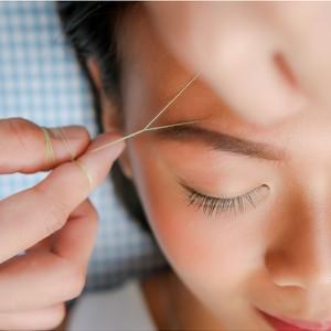 Eyebrow Threading + Hot Underarm Waxing by Hey Sugar! Waxing Salon