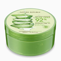 Aloe Vera 92% Soothing Gel (300ml) by Nature Republic in