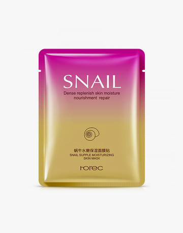 Snail Moisturizing Mask by Rorec