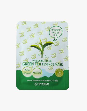 Green Tea Essence Mask by Skindigm
