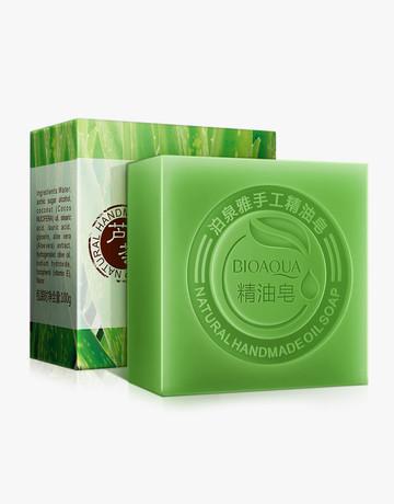Aloe Natural Oil Soap  by Bioaqua
