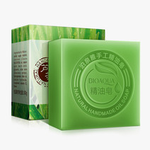 Aloe Natural Oil Soap  by Bioaqua
