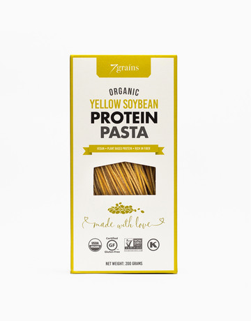 Yellow Soybean Protein Pasta by 7Grains Company