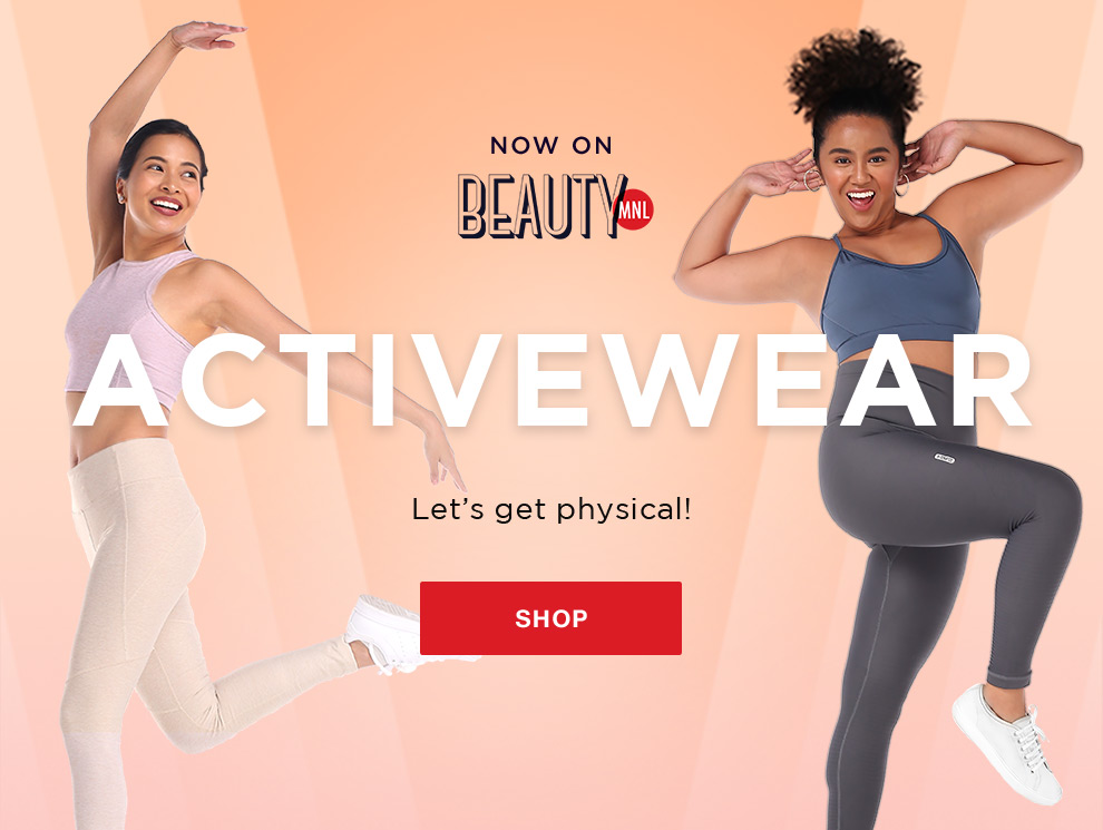 Promo activewear launch
