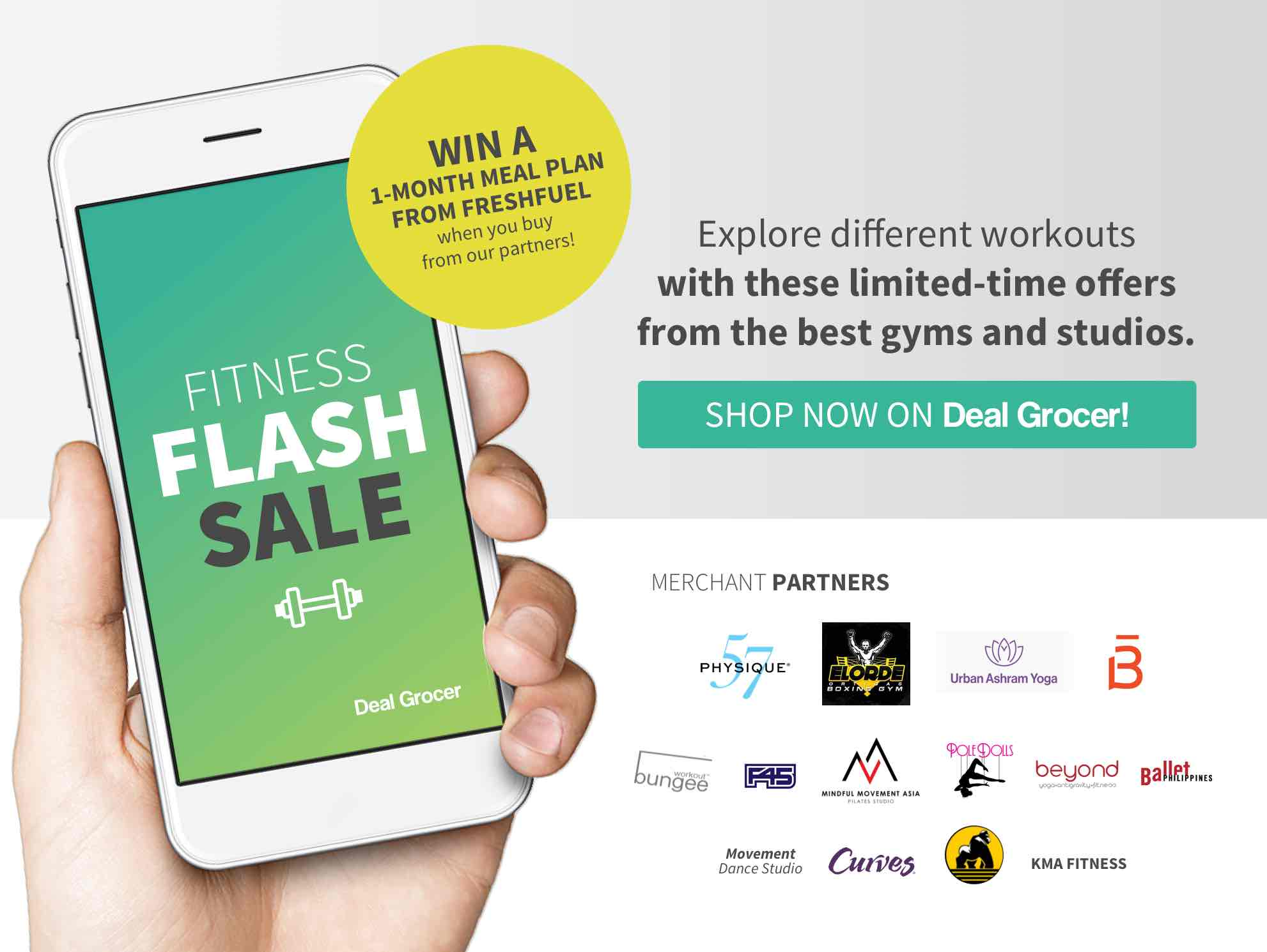 Promo box fitness flash sale rev