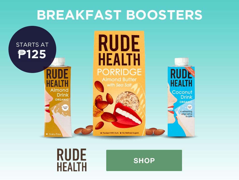 Promo rude health