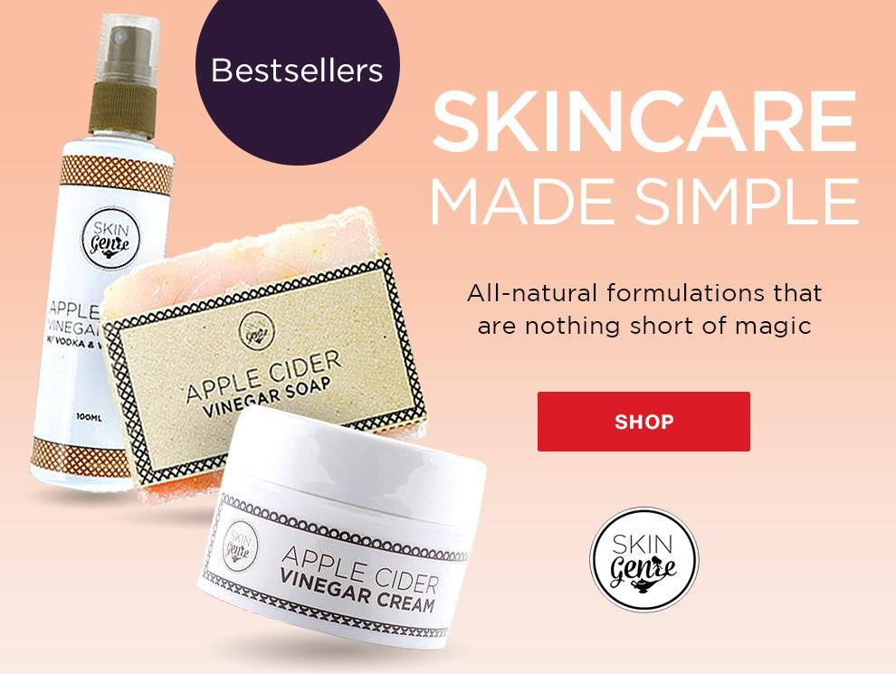 Promo skin genie