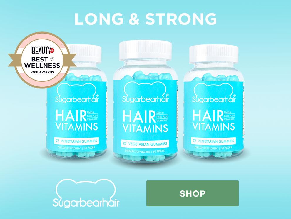Promo sugarbearhair