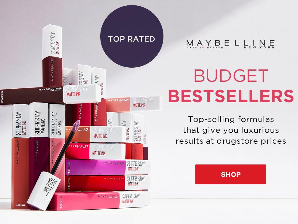 Promo maybelline