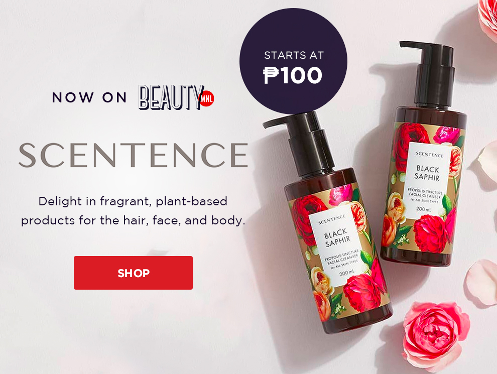 Promobox scentence