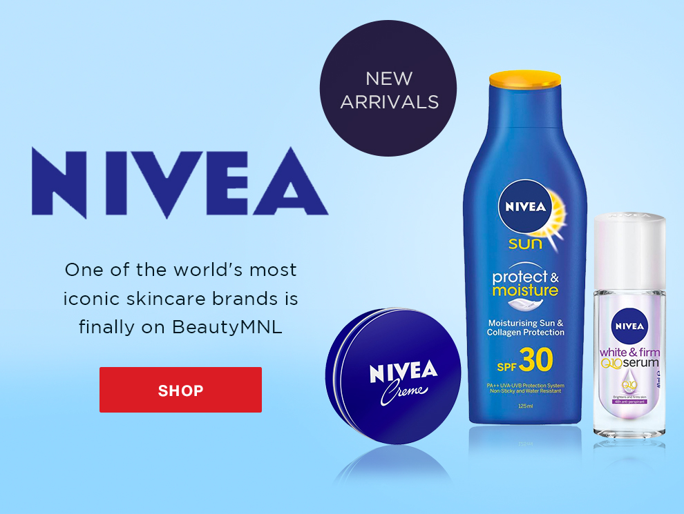 Promo box nivea non sale