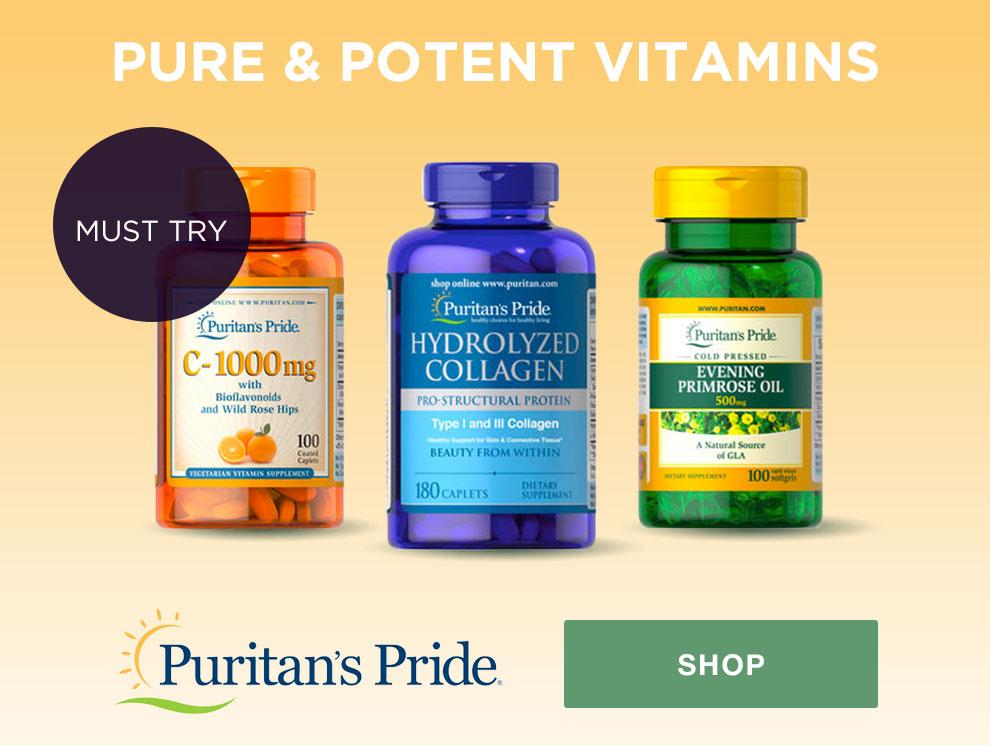 Promo puritan's pride